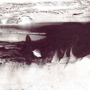"Untitled #52 2013 graphite 11"" x 14"""